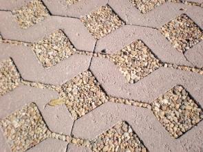 Porous pavers