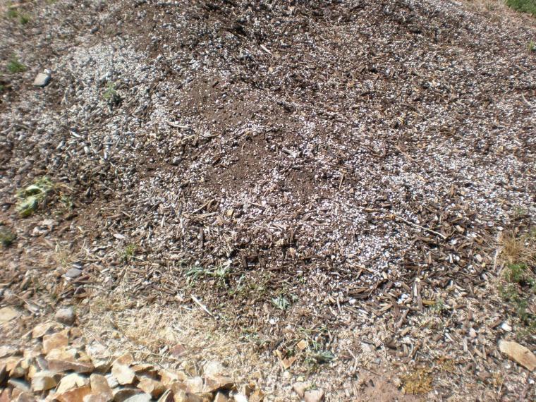 Soil sponge